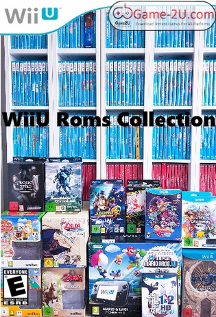 WiiU Complete Collection (1Fichier)