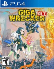 GIGA WRECKER ALT. PS4 PKG