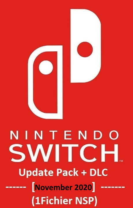 Nintendo Switch Update Pack + DLC [November 2020] (1Fichier NSP)