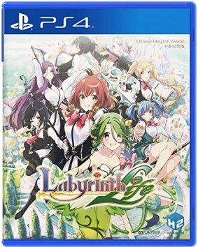 Labyrinth Life PS4 PKG