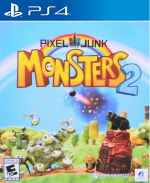PixelJunk Monsters 2 PS4 PKG
