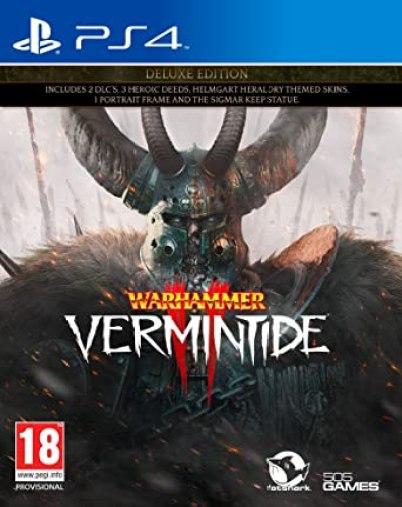 Warhammer Vermintide 2 PS4 PKG