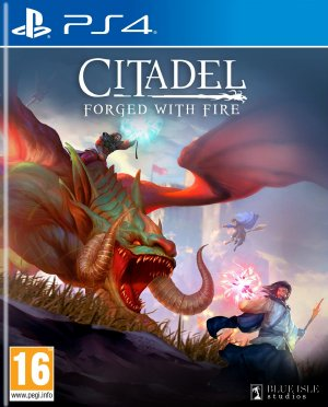 Citadel Forged with Fire PS4 PKG