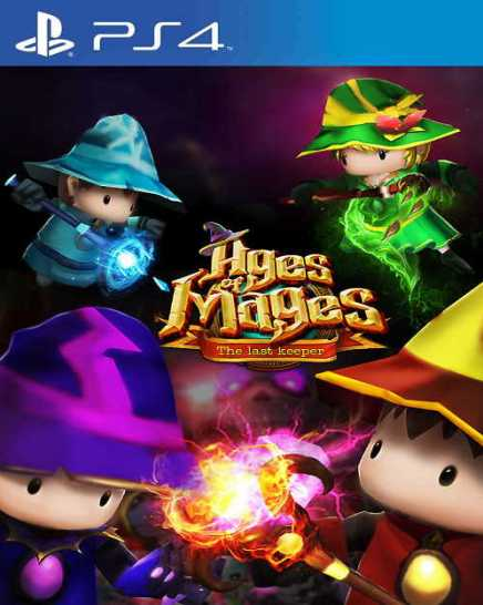 Ages of Mages the Last Keeper PS4 PKG