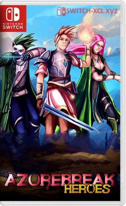 Azurebreak Heroes Switch NSP XCI NSZ