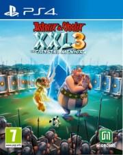 Asterix & Obelix XXL3: The Crystal Menhir PS4 PKG