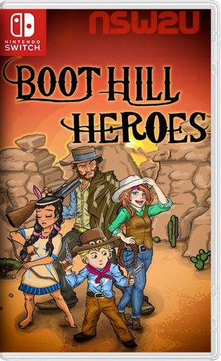 Boot Hill Heroes Switch NSP XCI NSZ