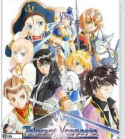 Tales of Vesperia: Definitive Edition Switch XCI NSP