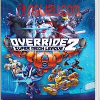Override 2: Super Mech League + Offline Crack Switch NSP XCI NSZ
