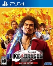 Yakuza 7: Like a Dragon PS4 PKG