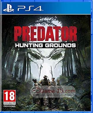 Predator Hunting Grounds PS4 PKG