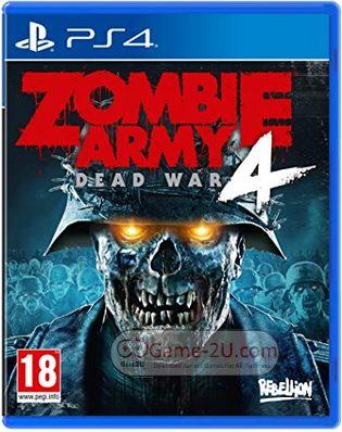 Zombie Army 4 Dead War PS4 PKG (game-2u.com)