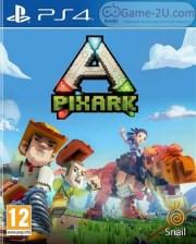 PixARK PS4 PKG