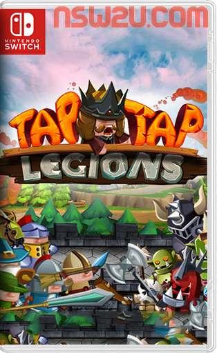 Tap Tap Legions Switch NSP XCI NSZ