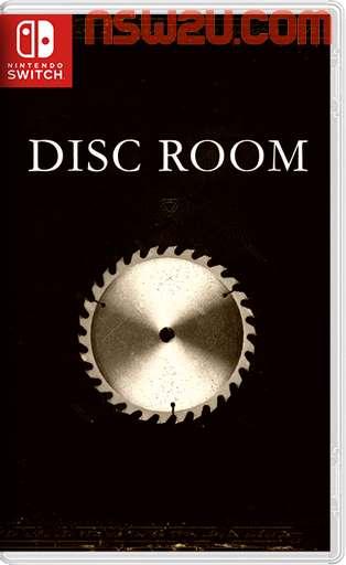Disc Room Switch NSP XCI NSZ