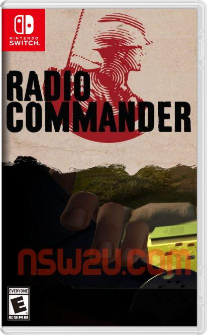 Radio Commander Switch NSP XCI NSZ