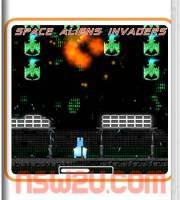 Space Aliens Invaders Switch NSP XCI NSZ
