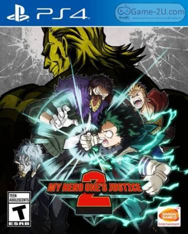 My Hero Ones Justice 2 PS4 PKG