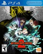 MY HERO ONE'S JUSTICE 2 PS4 PKG