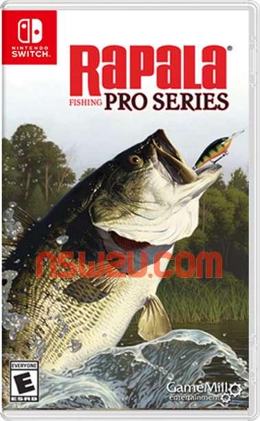 Rapala Fishing Pro Series Switch NSP XCI NSZ