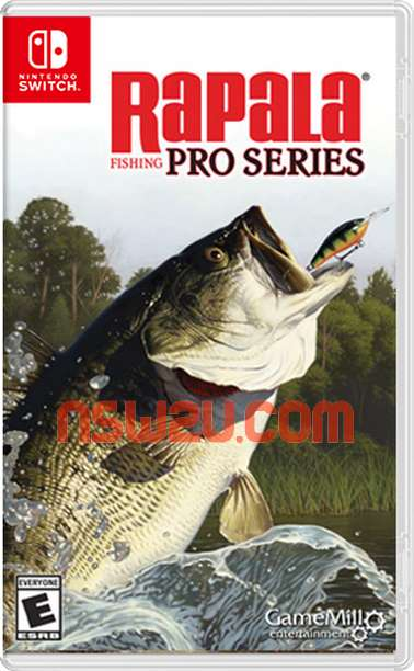 Rapala Fishing Pro Series Switch NSP XCI NSZ