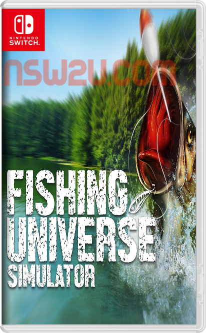 Fishing Universe Simulator Switch NSP XCI NSZ