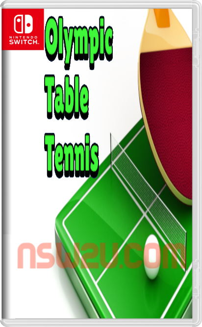 Olympic Table Tennis Switch NSP XCI NSZ