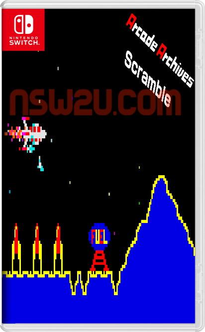 Arcade Archives Scramble Switch NSP XCI NSZ