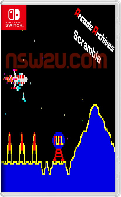 Arcade Archives Scramble Switch NSP XCI