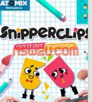 Snipperclips Plus – Cut it out, Together Switch XCI NSP NSZ