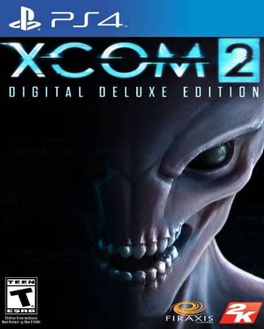 XCOM 2 Digital Deluxe Edition PS4 PKG