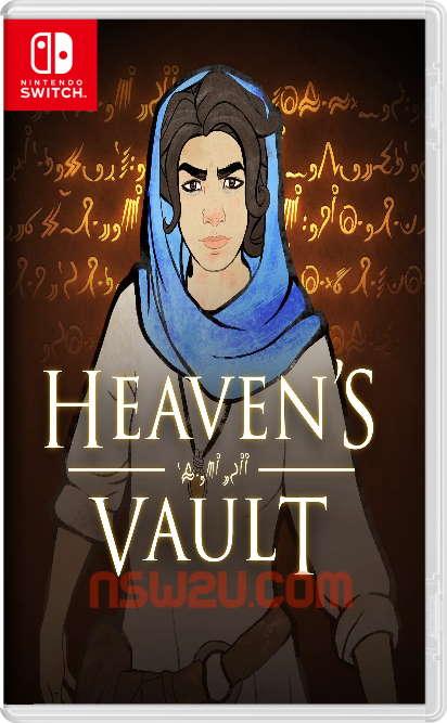 Heaven s Vault Switch NSP XCI NSZ