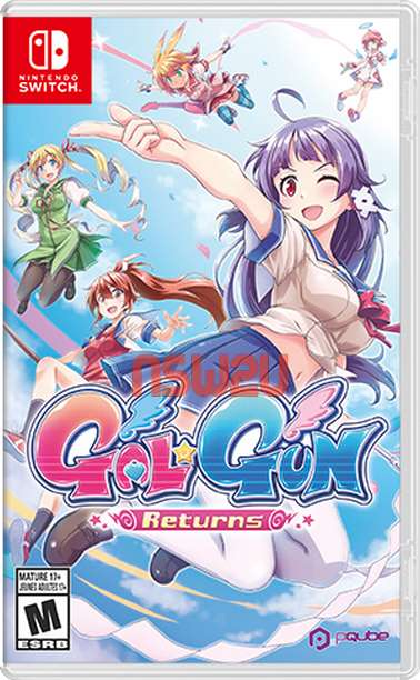 Gal*Gun Returns Switch NSP XCI NSZ
