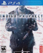 INDIGO PROPHECY PS4 PKG
