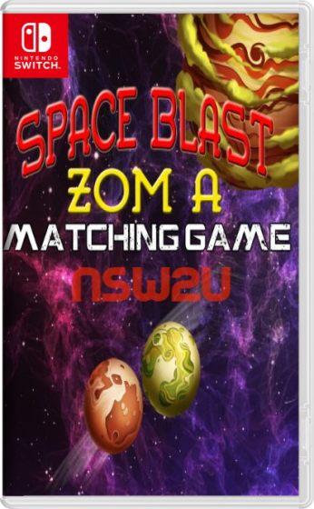 Space Blast Zom A Matching Game Switch NSP XCI NSZ