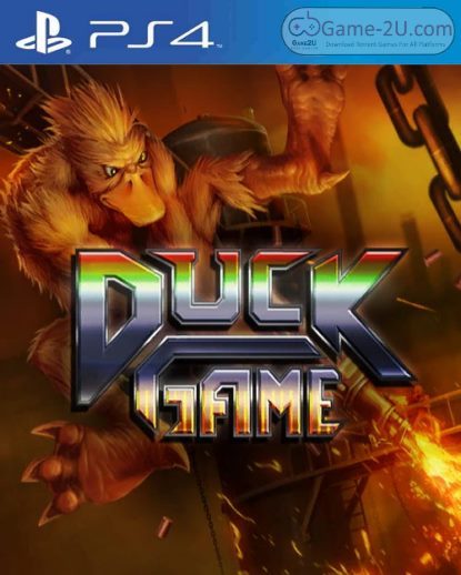 Duck Game PS4 PKG