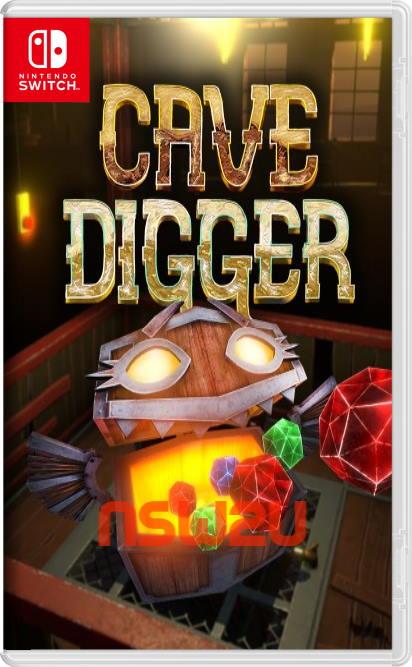 Cave Digger Switch NSP XCI NSZ