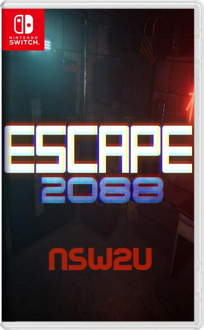 Escape 2088 Switch NSP XCI NSZ