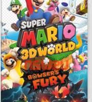 Super Mario 3D World + Bowser's Fury Switch NSP XCI NSZ