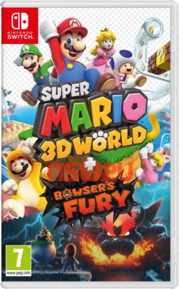Super Mario 3D World + Bowser s Fury Switch NSP XCI NSZ Download Torrent
