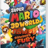 Super Mario 3D World + Bowser's Fury Switch NSP XCI NSZ