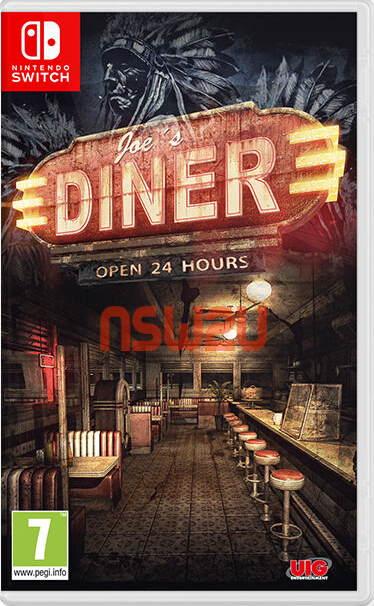 Joes Diner Switch NSP XCI NSZ
