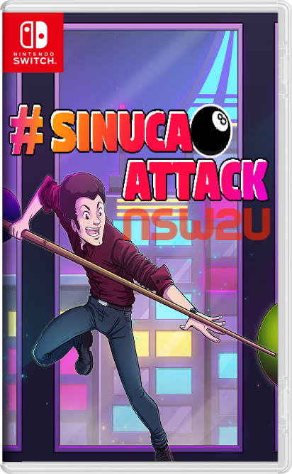 #SinucaAttack Switch NSP XCI NSZ