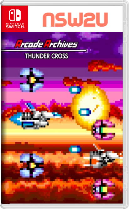 Arcade Archives THUNDER CROSS Switch NSP XCI NSZ