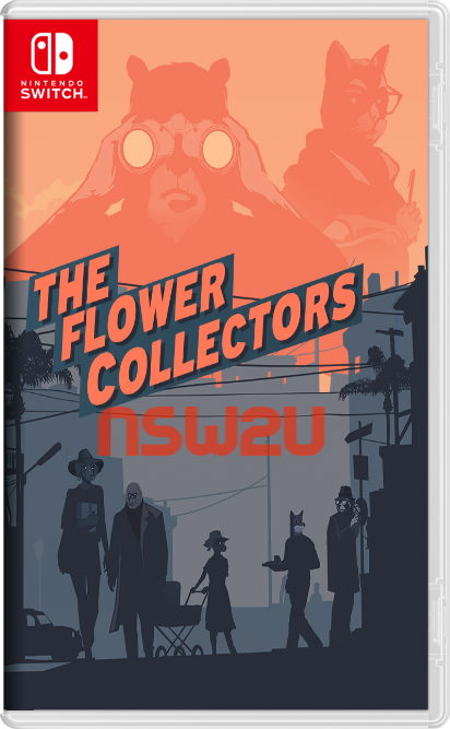 The Flower Collectors Switch NSP XCI NSZ