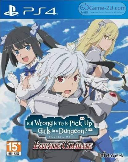Is It Wrong to Try to Pick Up Girls in a Dungeon Familia Myth Infinite Combate PS4 PKG torrent Download