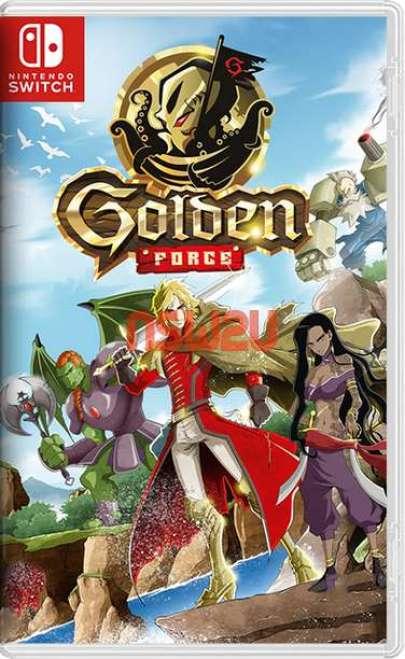 Golden Force Switch NSP XCI NSZ