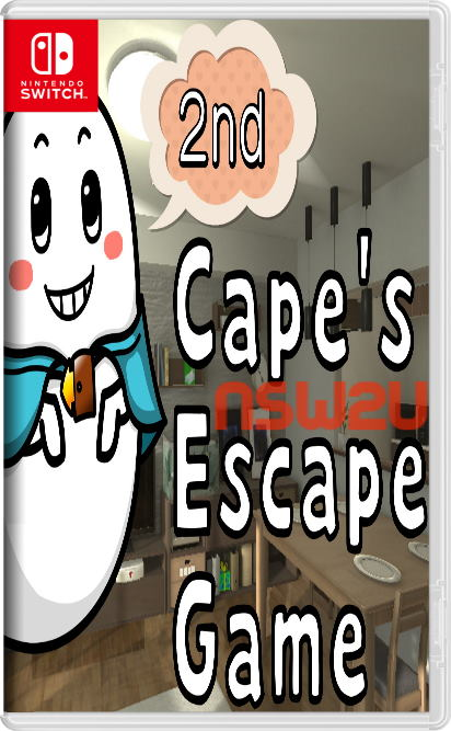 Cape s Escape Game 2nd room Switch NSP XCI NSZ