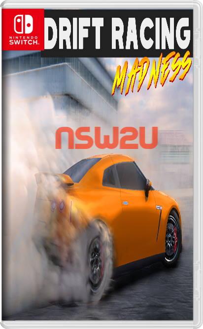 Drift Racing Madness Switch NSP XCI NSZ