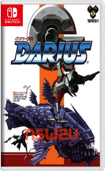 G DARIUS HD Switch NSP XCI NSZ Download